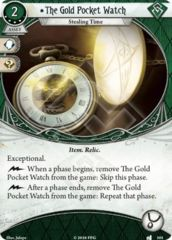 The Gold Pocket Watch (4)