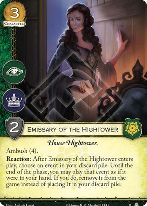 Emissary of the Hightower - 11