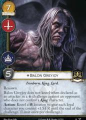 Balon Greyjoy - CtA