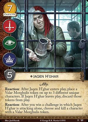 Jaqen Hghar - 77
