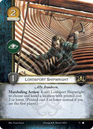 Lordsport Shipwright - Core