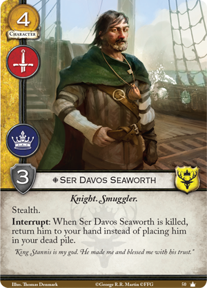 Ser Davos Seaworth - Core