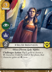 Selyse Baratheon - Core