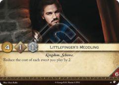Littlefinger's Meddling - 49