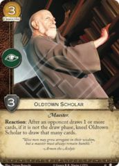 Oldtown Scholar