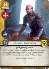 Stannis Baratheon - Core