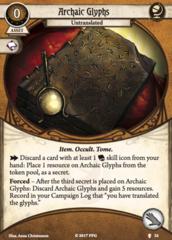 Archaic Glyphs