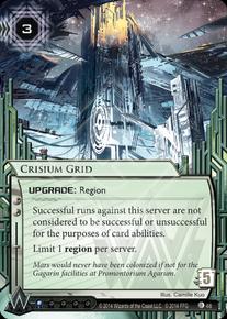 Crisium Grid