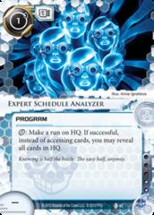 Expert Schedule Analyzer