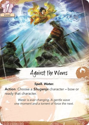 Against the Waves