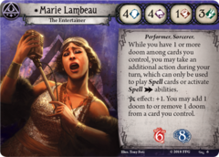 Marie Lambeau Investigator Bundle