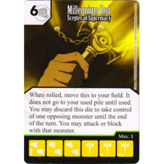 Millennium Rod - Scepter of Supremacy (Die & Card Combo)