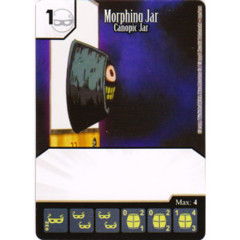 Morphing Jar - Canopic Jar (Die & Card Combo)