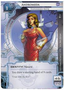 Andromeda: Dispossessed Ristie
