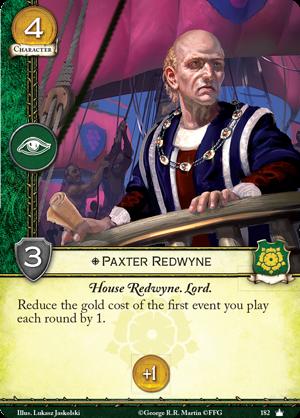 Paxter Redwyne - Core