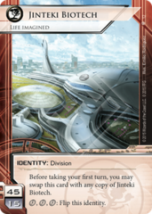 Jinteki Biotech: Life Imagined (3-Card Set)