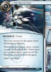 The Black File