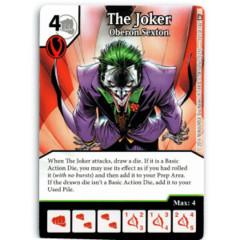 The Joker - Oberon Sexton (Die & Card Combo)