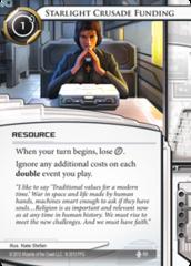 Starlight Crusade Funding