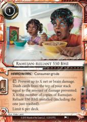 Ramujan-Reliant 550 BMI