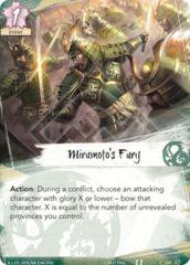 Mirumoto's Fury