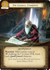 The Council Consents - 44