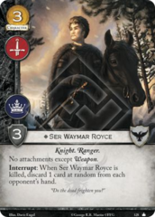 Ser Waymar Royce - Core