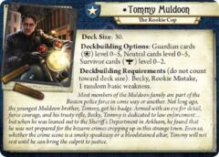 Tommy Muldoon: The Rookie Cop Investigator Bundle