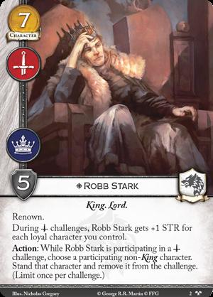 Robb Stark - AtSK 2