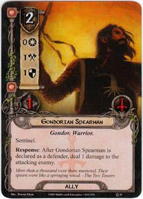 Gondorian Spearman