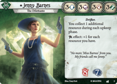 Jenny Barnes: The Dilettante bundle