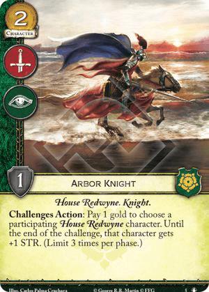 Arbor Knight - TTB