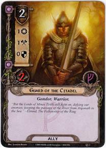 Guard of the Citadel