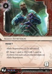 Allele Repression