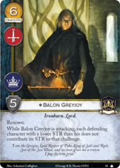 Balon Greyjoy - Core