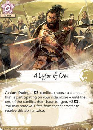 A Legion of One