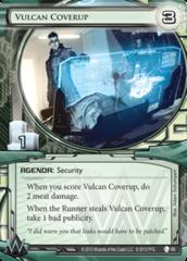 Vulcan Coverup