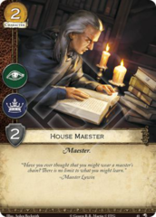 House Maester - WotN