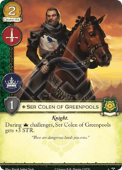 Ser Colen of Greenpools - AtSK