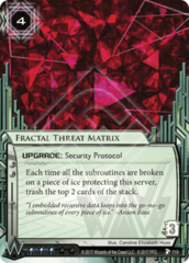 Fractal Threat Matrix