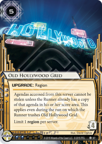Old Hollywood Grid