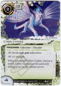 Cyber-Cypher