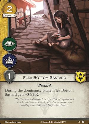 Flea Bottom Bastard - TFoA