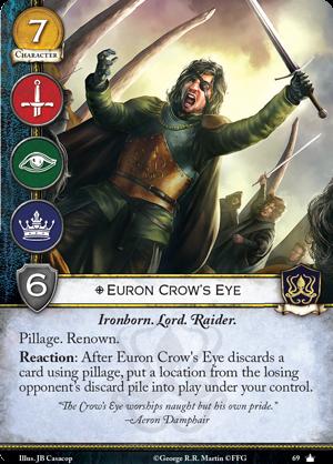 Euron Crows Eye - Core