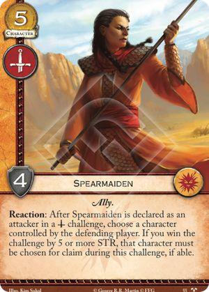 Spearmaiden - FFH