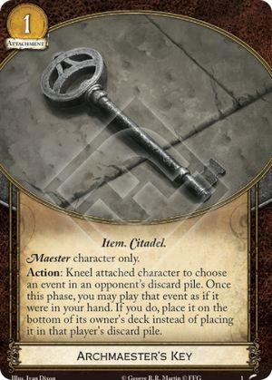 Archmaesters Key