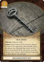 Archmaester's Key