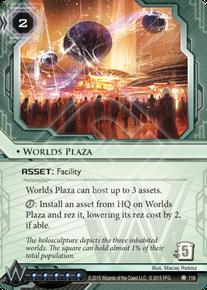 Worlds Plaza