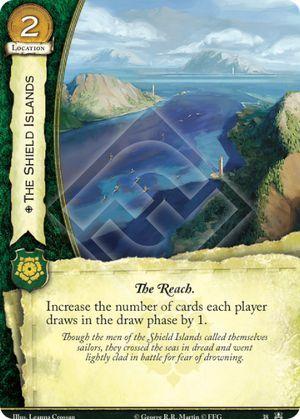 The Shield Islands
