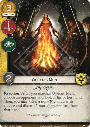 Queens Men - TAK
